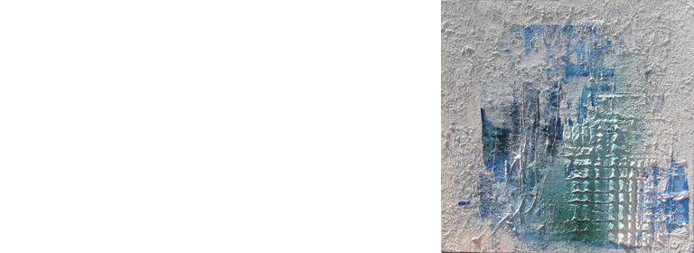 Laichingen – Spachteltechniken mit Acryl und Powertex